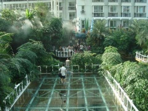 联邦空中花园旅游景点图片