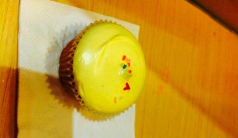 Kisses Cupcakes