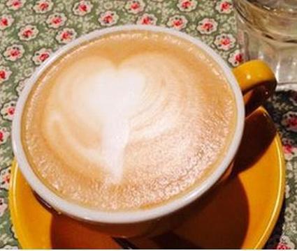 甜美生福咖啡馆