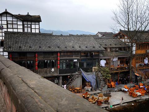 火井古镇旅游景点图片