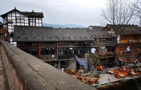 火井古镇的图片