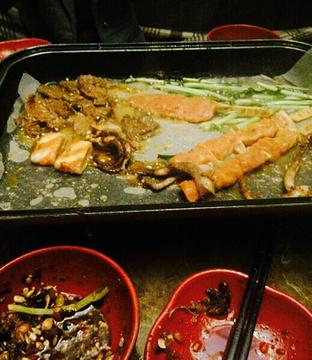 韩式烤肉自助餐
