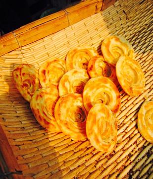 河南正宗鸡蛋灌饼的图片
