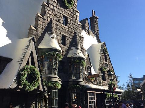 哈利波特的魔法世界旅游景点图片