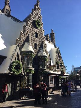 哈利波特的魔法世界的图片