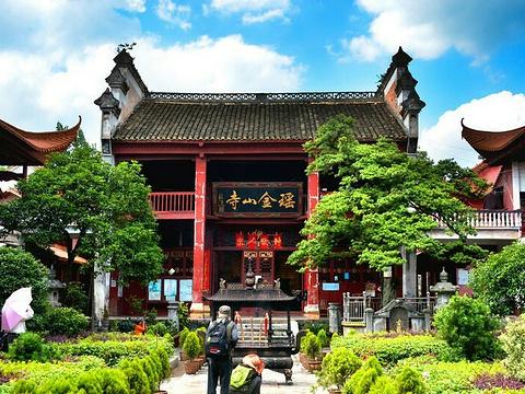 瑶金山寺旅游景点图片