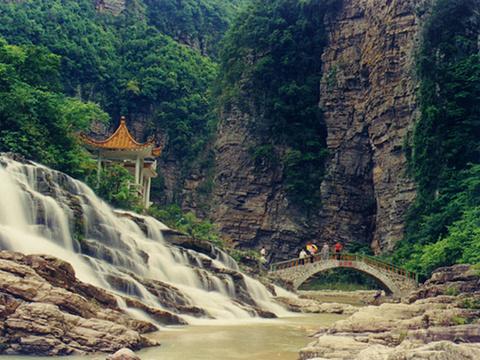 封开国家地质公园旅游景点图片