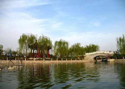 东渭桥遗址