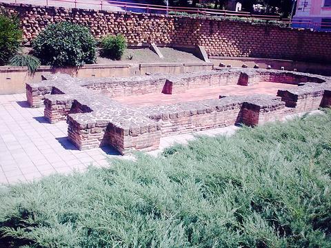 佩奇的早期基督教陵墓的图片