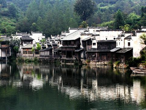 秀里影视村旅游景点图片