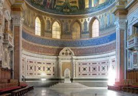 圣若望隐修院的图片