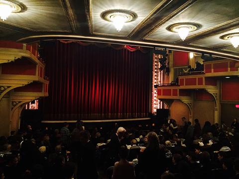 McPherson Theatre旅游景点图片