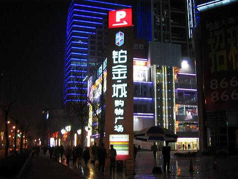 铂金城市购物广场的图片