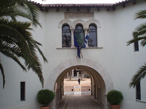 拜占庭基督博物馆旅游景点图片