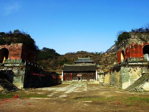 五龙宫旅游景点图片