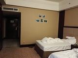 大成山水国际大酒店美食街