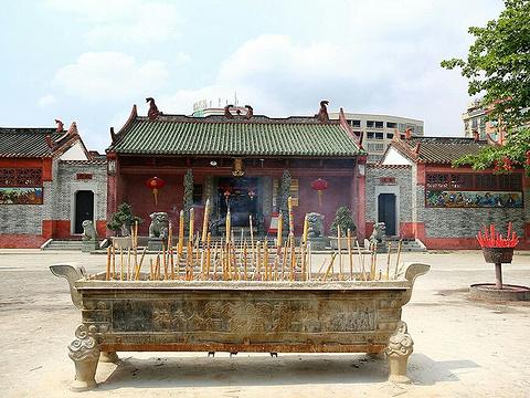 城冼太庙旅游景点图片