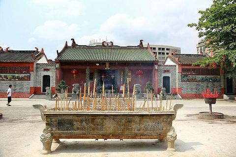 城冼太庙的图片