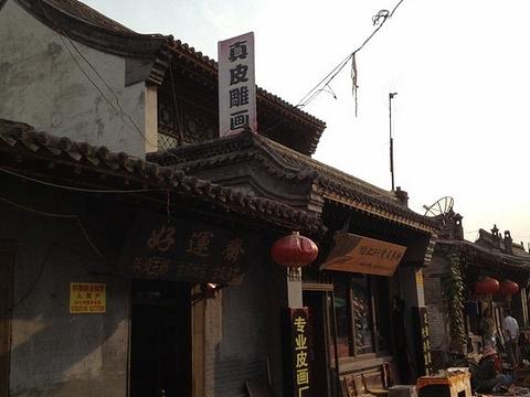 大召寺明清一条街旅游景点图片