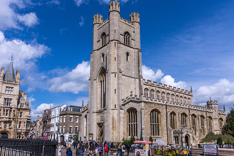 剑桥圣母教堂