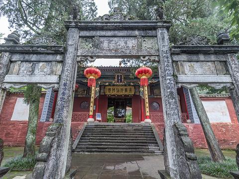 太华寺旅游景点图片