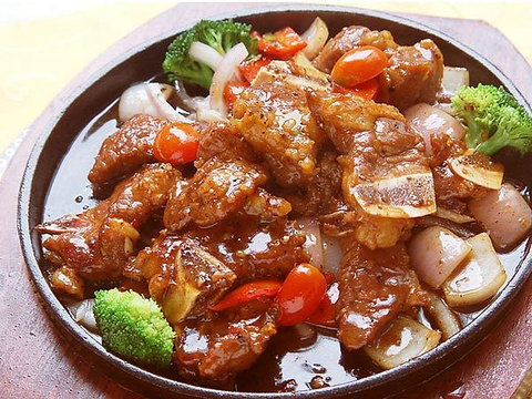 芭菲盛宴·环球美食(袁家岗店)的图片