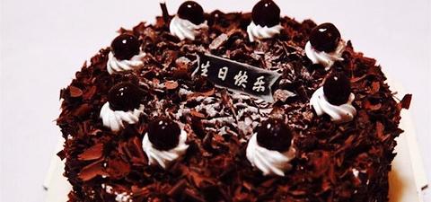 万里香生日蛋糕(万人店)的图片
