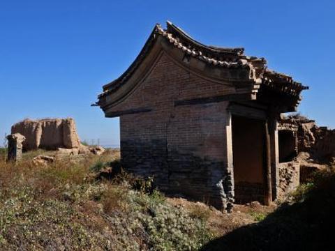 代王城旅游景点图片