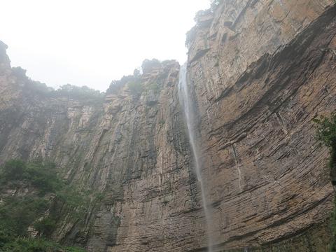 八里沟大瀑布