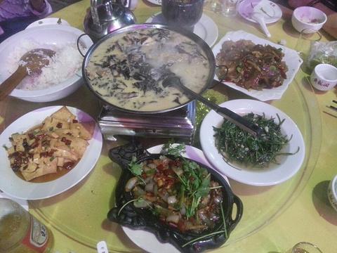 土家野菜馆旅游景点图片