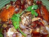 香辣蟹盆盆虾