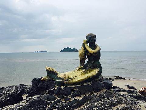Mermaid Statue旅游景点图片