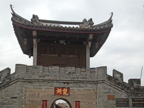 龙湖古寨旅游景点图片