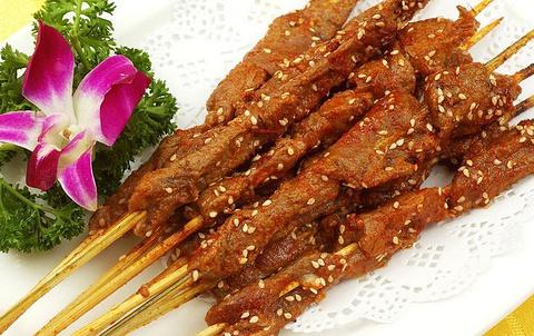 大漠烤肉(庆阳路店)