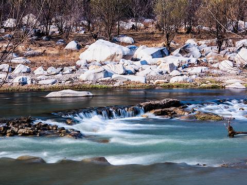 白河峡谷风景区旅游景点图片