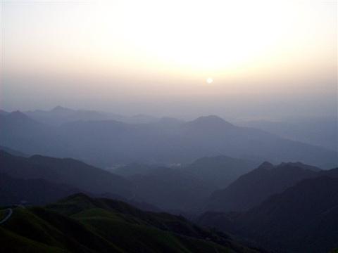 箕峰景区旅游景点图片