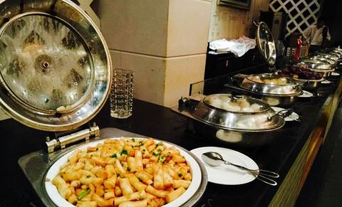 黄埠国惠大酒店西餐厅