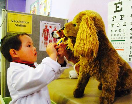 Habitot Children's Museum的图片