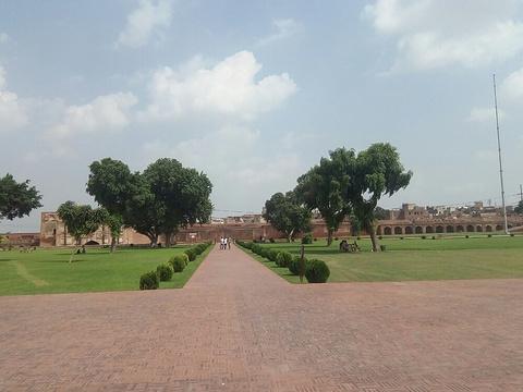 拉合尔旅游景点图片
