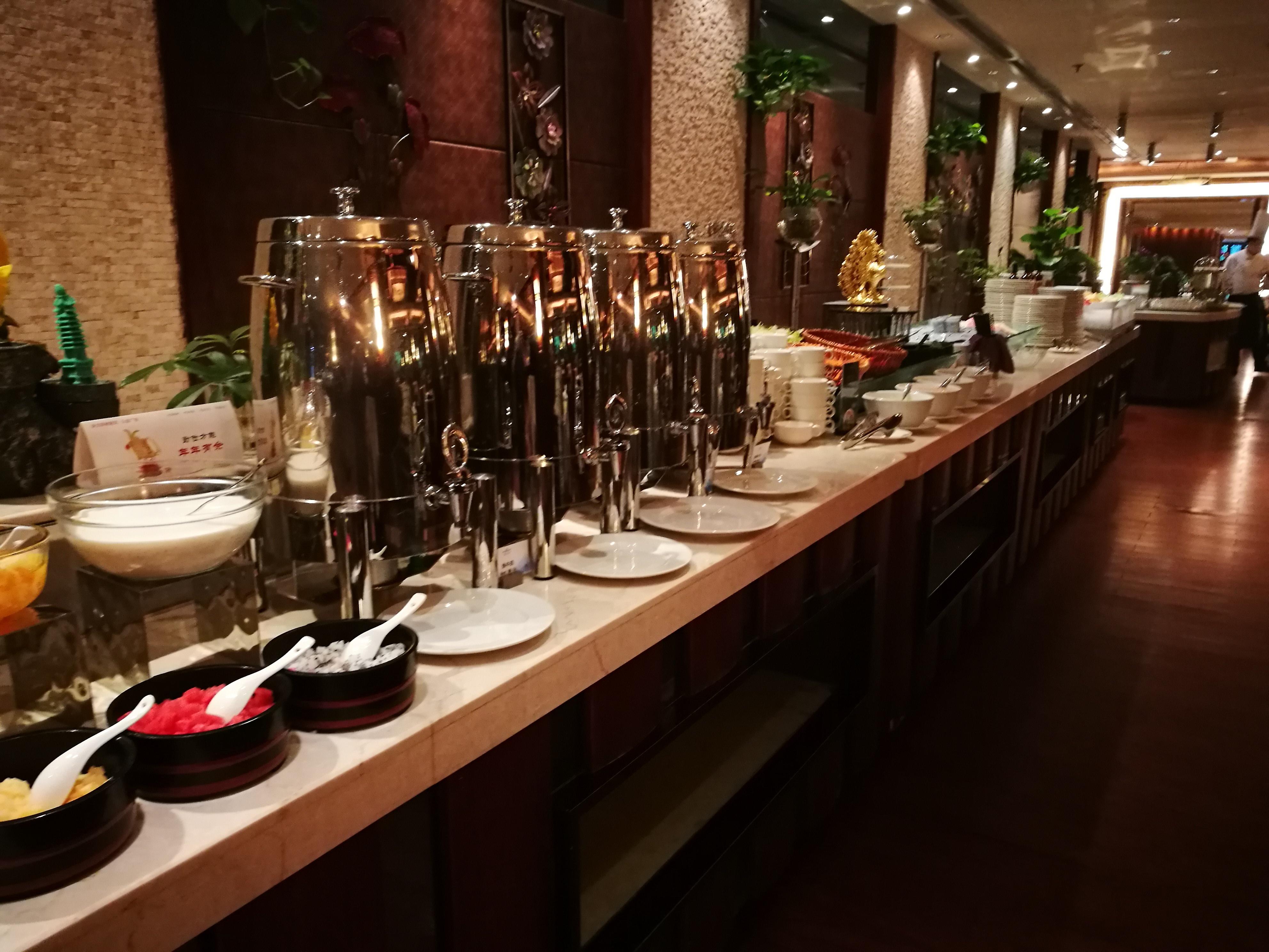 青城豪生国际酒店(玛雅西餐厅)