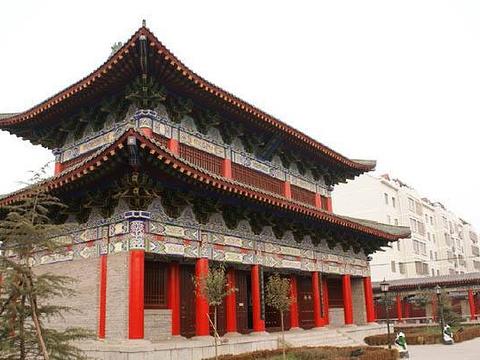 广饶关帝庙旅游景点图片