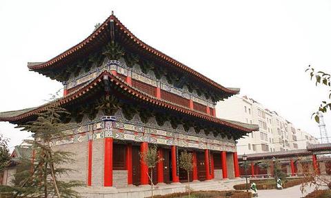 广饶关帝庙的图片