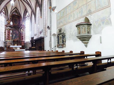 Carmelite Church旅游景点图片