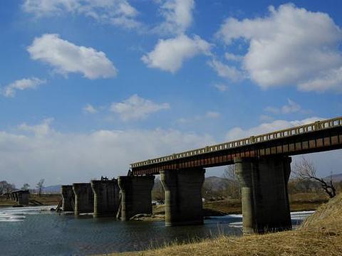 凉水断桥旅游景点图片