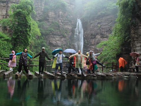 丹分沟旅游景点图片