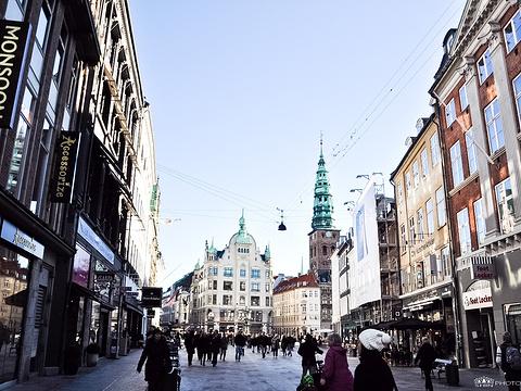 Strøget 步行街旅游景点图片