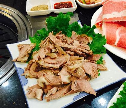 金山烤肉(总店)