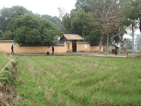 彭德怀故居旅游景点图片