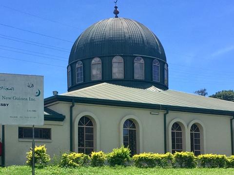 Port Moresby Mosque旅游景点图片