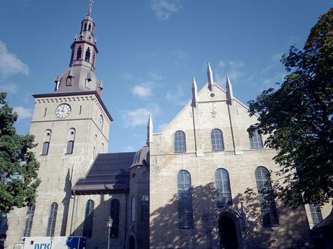 奥斯陆大教堂旅游景点图片